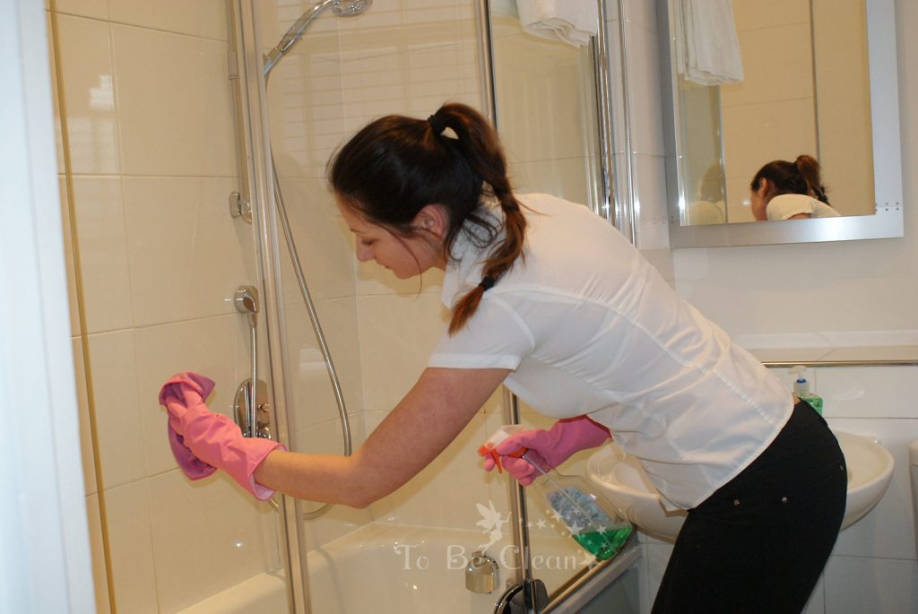 To Be Clean , professional end of tenancy cleaners